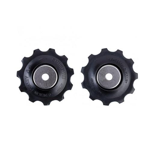 Ролики переключателя Shimano, 9/10ск,  верхн+нижн, к RD-M591/M592/M662/5700
