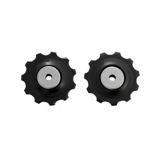 Ролики переключателя Shimano, 10ск,  верхн+нижн, к RD-M593/M610/M615