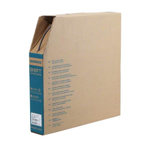Оплетка торм Shimano, Msystem, 40м, цв. серый