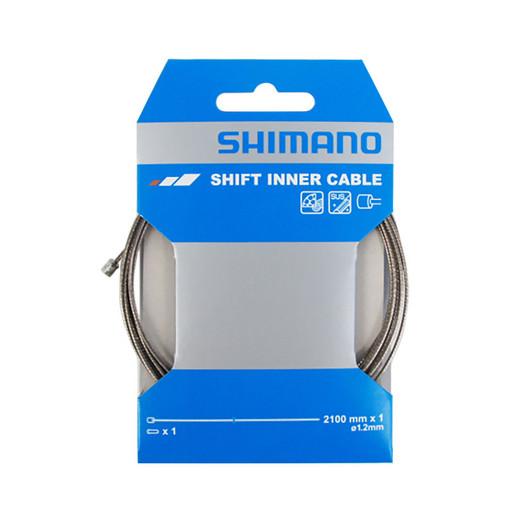 Трос перекл Shimano, тр. 1.2X2100мм нерж., (1шт)