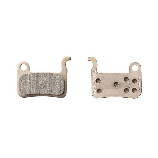 Торм. колодки Shimano, для диск т., M06, пара, метал