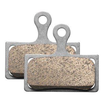 Торм. колодки Shimano, для диск т., G03A, полимерн. пара, с пружин, с шплинтом