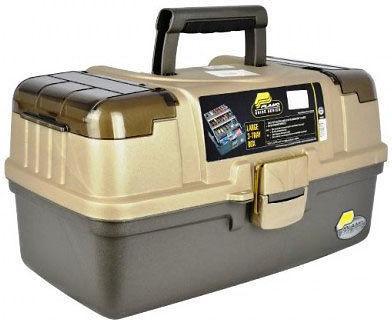 Ящик PLANO 3952-10 2-уровневый для приманок и аксессуаров 30-104 отсеков