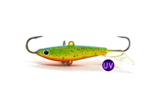 Балансир POSEIDON 45 10g Yellow UV