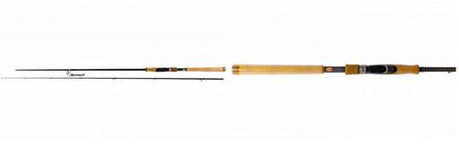 """Удилище Cara Fishing  """"NOBLE II Spin"""" 2,40м тест 10-40 гр."""