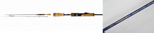 "Удилище Cara Fishing "" CARA NOBLE II TROUT""  S-602 EUL  1,83м тест 0,8-5 гр."