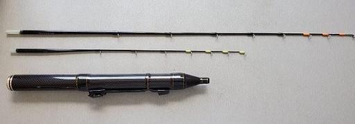 Удилище Cara Fishing ЗИМНИЙ ФИДЕР ICE ROD TWO TOP (2 сменных вершинки)  (двухчастный)