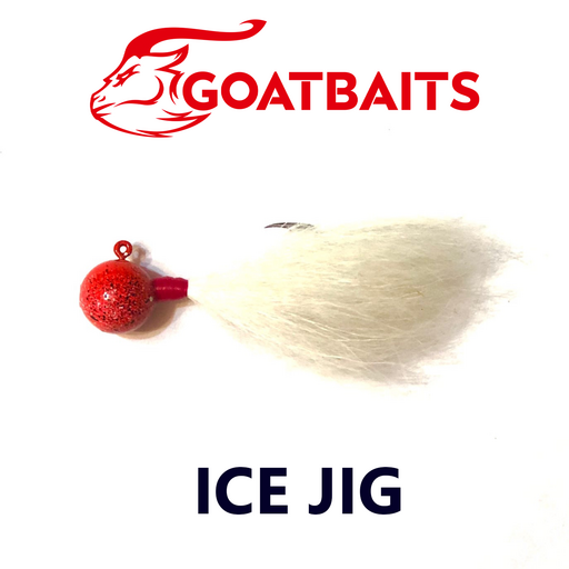 Зимняя мормышка GOATBAITS Ice Jig 7 гр. цвет 501