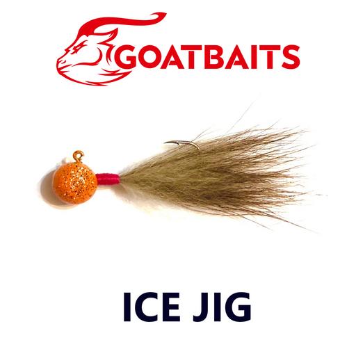 Зимняя мормышка GOATBAITS Ice Jig 7 гр. цвет 504
