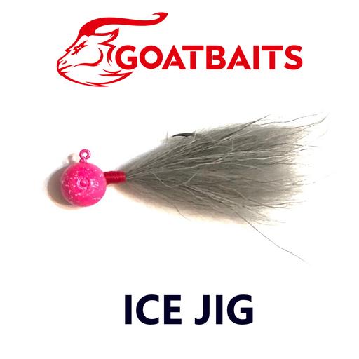 Зимняя мормышка GOATBAITS Ice Jig 7 гр. цвет 506