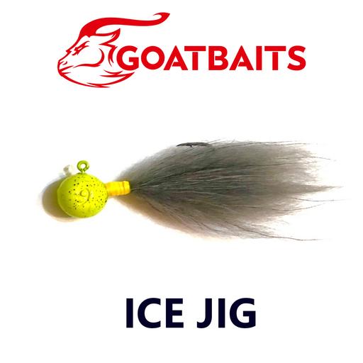 Зимняя мормышка GOATBAITS Ice Jig 7 гр. цвет 510