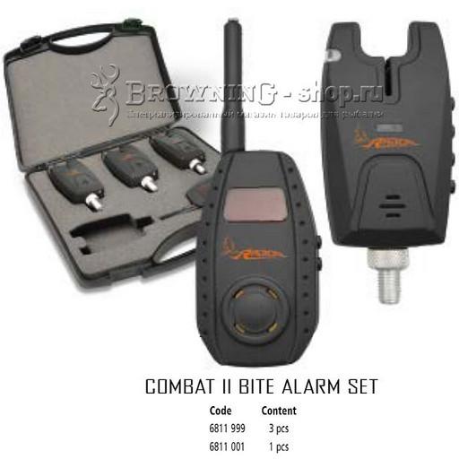 Сигнализатор поклёвки Combat || Bite Alarm 1 шт. Quantum