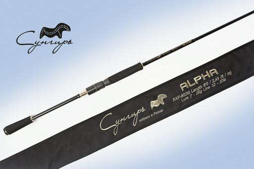ALPHA RXF-802M
