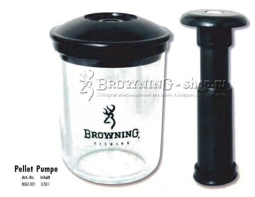 Помпа вакуумная для пелетса Browning