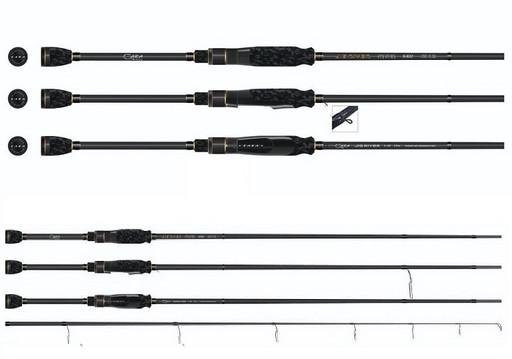 """Удилище Cara Fishing JIG RIVER S-9'0"""" 2,74м, тест 7-35 гр."""