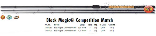 Browning Black Magic Competition Match 4,20m 20gr