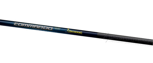 Ручка под подсачек Browning Commando Power Net Handle 2м