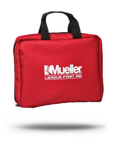 Сумка аптечка Mueller 16037 League First Aid Soft Kit Bag (25х20х6см)