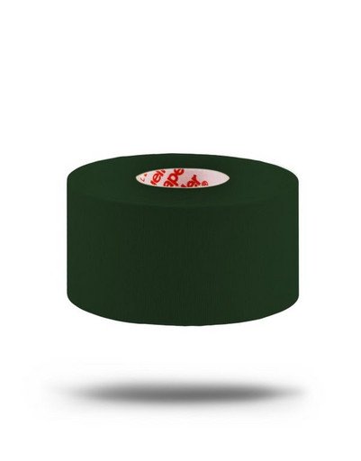 Тейп зелёный Mueller 130821 M Tape Team Colors 3,8см х 9,1 м