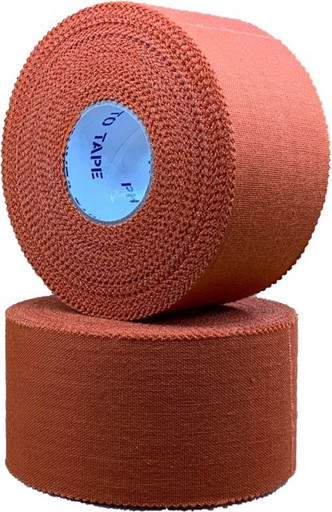 Тейп оранжевый Phyto tape 1006 Colored tape 3,8 см х 13,7 м