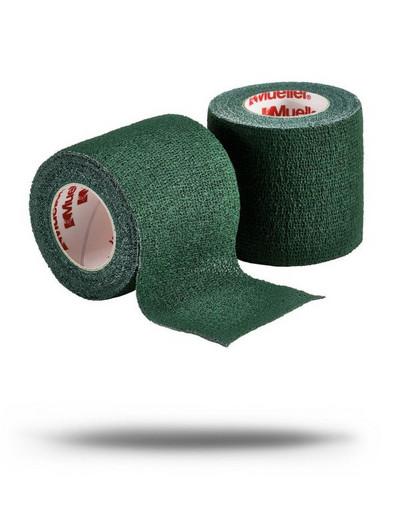 Тейп самозакрепляющийся зеленый Mueller 24858 TapeWrap Premium 5 см х 5,4 м