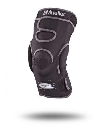 Бандаж на колено Mueller 54011-54014 Hg80 Hinged Knee Brace шарнирный