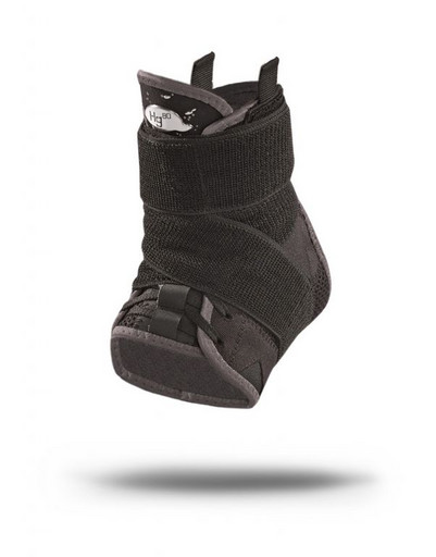 Бандаж на голеностоп Mueller 42130-42134 Hg80 Precision Ankle Brase With Straps