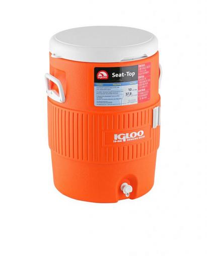Изотермическая емкость Igloo Heavy-Duty Series 10 Gallon (37,8 л)