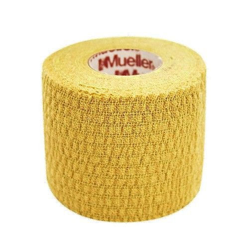 Тейп эластичный жёлтый Mueller 130685 Tear Light Tape 5 см х 6,9 м