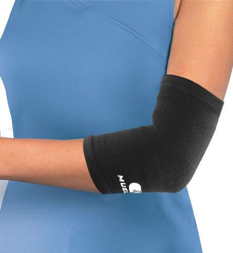Фиксатор на локоть Mueller 74181-74184 Elastic Elbow Support