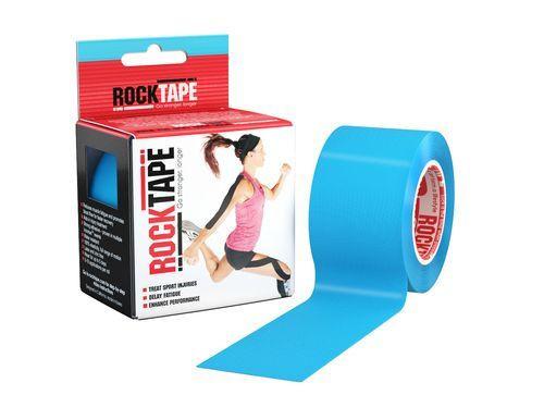 Тейп RockTape Classic голубой 5см х 5м