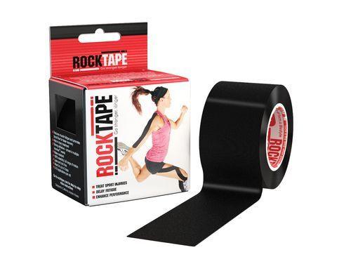 Тейп RockTape Classic черный 5см х 5м