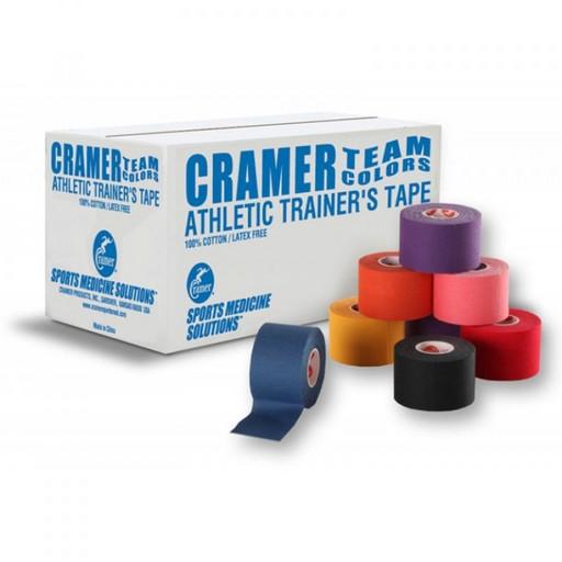 Тейп красный Cramer 280110 Team Colors Tape 3,8см х 9,1м (32 рулона)