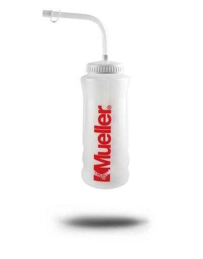 Бутылка Mueller 919129 Sport Bottles 1л с соломинкой