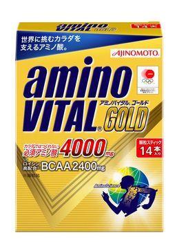 Аминокислоты Ajinomoto Amino Vital Gold (14 пакетиков)