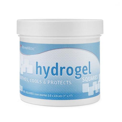Синтетическая кожа RehabMedic Hydrogel квадраты 2,5см (200 шт)