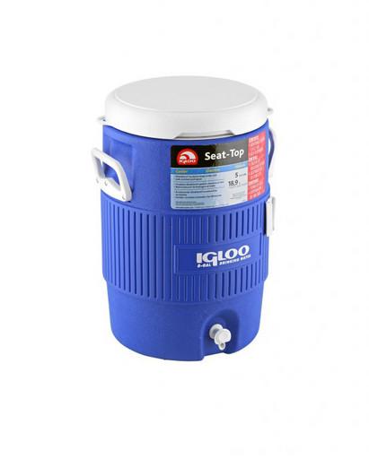 Изотермическая емкость Igloo Heavy-Duty Series 5 Gallon (18,9 л)