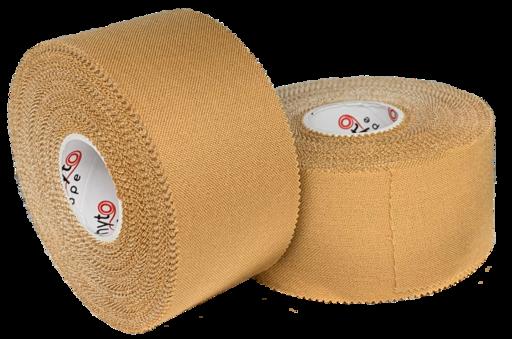Тейп высокопрочный бежевый Phyto tape 1102 Rigid tape 3,8 см х 13,7 м