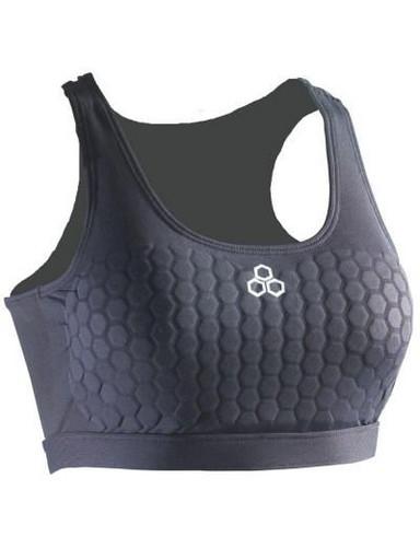 Топ McDavid спортивный с защитой груди (женщины) 5630T