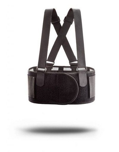 Бандаж на спину Mueller 252 Back Support with Suspenders