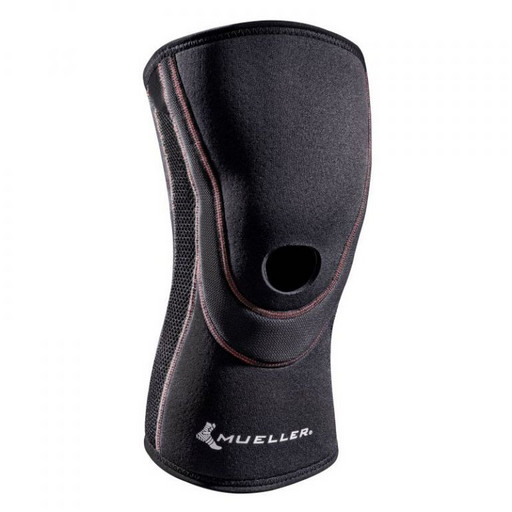 Наколенник Mueller 58641 Breathable Open Patella Knee Sleeve
