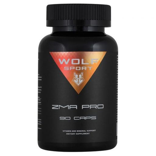 Wolfsport ZMA PRO (90 капсул)