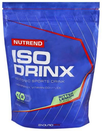 Изотоник Nutrend Isodrinx 840г