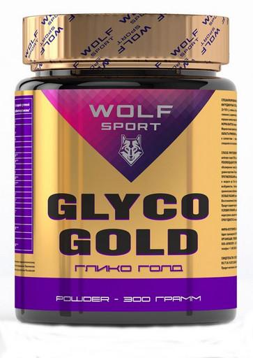 Специализированный белково-углеводный продукт Wolf Sport Glyco Cold 300г