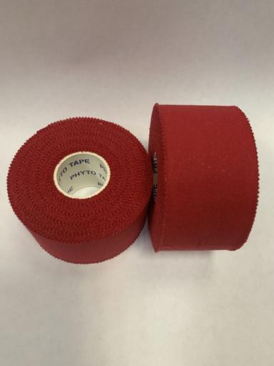 Тейп красный Phyto tape 1003 Colored tape 3,8 см х 13,7 м
