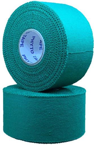 Тейп светло-зеленый Phyto tape 504 Colored tape 3,8 см х 13,7 м