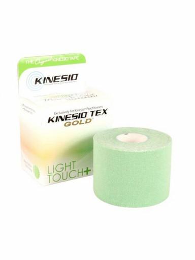 Тейп Kinesio Tex Gold Light Touch LTKT95022 зеленый 5см х 5м