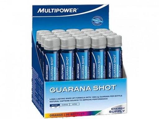 Добавка Multipower Guarana shot 20 ампул