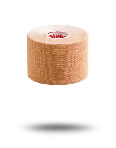 Тейп Mueller 27467 Kinesiology Tape бежевый 5см х 5 м