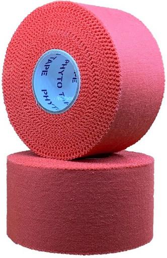 Тейп светло красный Phyto tape 501 Colored tape 3,8 см х 13,7 м